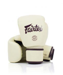 Gants Boxe Thai Fairtex Bgv16 Beige