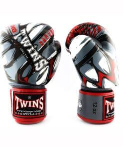 Gants Boxe Thai Twins Special Demon Fbgvl3 55 Face